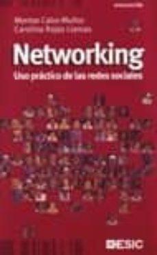 networking: uso practico de las redes sociales-montse calvo muñoz-9788473566292