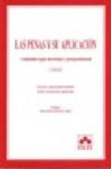 Encuentroelemadrid.es Las Penas Y Su Aplicacion: Contenido Legal (2ª Ed.) Image