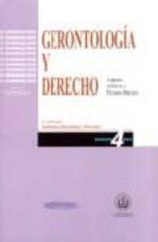Mrnice.mx Gerontologia Y Derecho: Aspectos Juridicos Y Personas Mayores Image