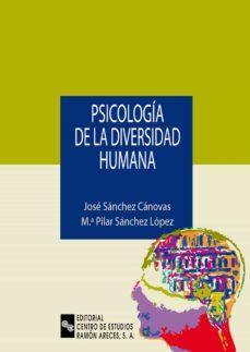 Chapultepecuno.mx Psicologia De La Diversidad Humana Image