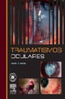 traumatismos oculares (incluye dvd)-j. t. banta-9788480863292