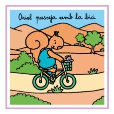 Eldeportedealbacete.es Oriol Passeja Amb La Bici (Lletra Cursiva) Image