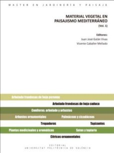 Permacultivo.es Material Vegetal En Paisajismo Mediterraneo Vol. 1 Image