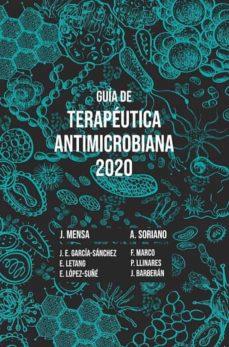 Cronouno.es Guia De Terapeutica Antimicrobiana 2020 (30ª Ed.) Image