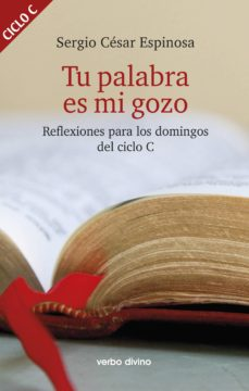 tu palabra es mi gozo (ebook)-sergio césar espinosa gonzález-9788490734292