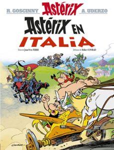 asterix en italia (galego)-rene goscinny-9788491212492