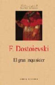 Descarga gratuita de libros en pdf en francés. EL GRAN INQUISIDOR (Spanish Edition) RTF iBook CHM de FIODOR MIJAILOVICH DOSTOIEVSKY 9788492408092