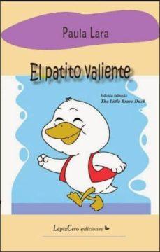 Geekmag.es El Patito Valiente (Edición Bilingüe Español-inglés) Image