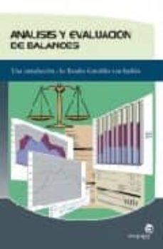 Colorroad.es Analisis Y Evaluacion De Balances: Una Introduccion A Los Estados Contables Y Su Analisis Image