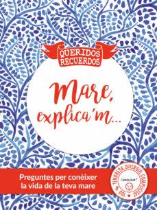 Followusmedia.es Mare Explica M: Preguntes Per Coneixer La Vida De La Teva Mare Image