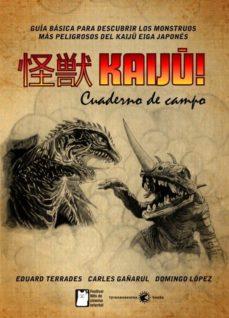 Viamistica.es Kaiju! Cuaderno De Campo Image