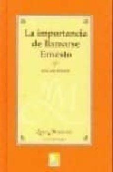 Libros de descarga de audio LA IMPORTANCIA DE LLAMARSE ERNESTO CHM FB2 iBook 9788497649292