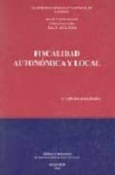 Carreracentenariometro.es Fiscalidad Autonomica Y Local (2ª Ed.) Image