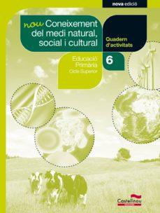 Curiouscongress.es Nou Quadern Coneixement Del Medi Nat., Soc. I Cult. 6 (Projecte Salvem La Balena Blanca) Image