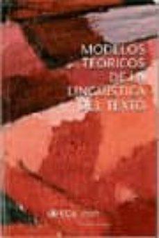 Mrnice.mx Modelos Teoricos De La Linguistica Del Texto Image
