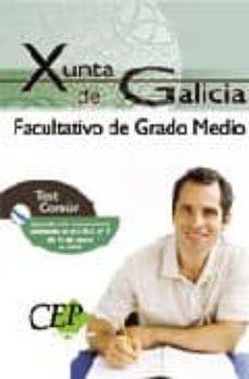 Inciertagloria.es Test Comun Oposiciones Facultativo De Grado Medio De La Xunta De Galicia Image