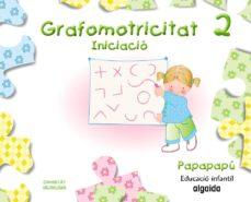 Inmaswan.es Grafomotricidad 2. Papapapú (Valenciano) Educación Infantil 3-5 Años Image