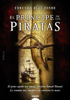 el principe de los piratas-edmundo diaz conde-9788498779592