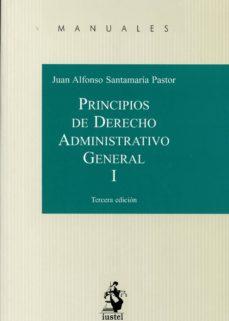 Viamistica.es Principios De Derecho Administrativo General, Tomo I (3ª Ed.) Image
