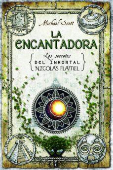la encantadora (ebook)-michael scott-9788499185392