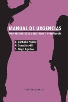 Relaismarechiaro.it Manual De Urgencias Para Residentes De Obstreticia Y Ginecologia Image