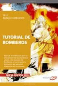Debatecd.mx Tutorial De Bomberos. Test Bloque Especifico Image