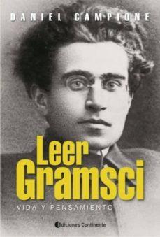 leer gramsci-daniel campione-9789507545092