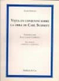 Vinisenzatrucco.it Vista De Conjunto Sobre La Obra De Carl Schmitt Image