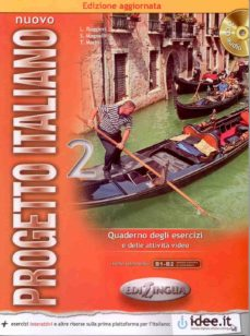 Descargador gratuito de libros electrónicos de google NUOVO PROGETTO ITALIANO 2 (QUADERNO DEGLI ESERCIZI) B-1 B-2 (2 CD ) (Literatura española) RTF MOBI 9789606931192 de
