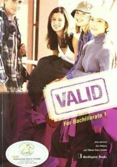 Padella.mx Valid For Batxillerat 1: Student S Book (Incluye Cd) Image
