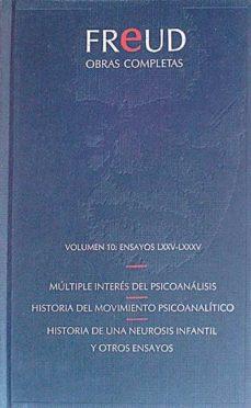 Javiercoterillo.es Freud. Obras Completas Image