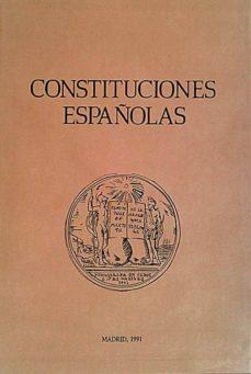 Inmaswan.es Constituciones Españolas Image