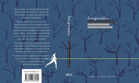 Inesperadas - Libros para leer el Día de la Poesía