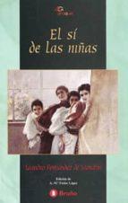 el si de las niñas-leandro fernandez de moratin-9788421618622