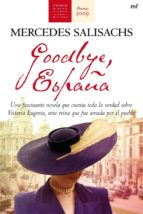 goodbye, españa (ebook)-mercedes salisachs-9788427036802