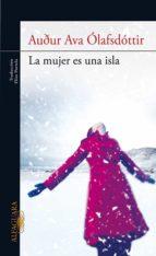 la mujer es una isla (ebook)-audur ava olafsdottir-9788420403342