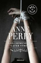 los crimenes de cater street-anne perry-9788497595872