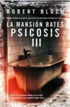 masion bates (psicosis iii)-robert bloch-9788498006452