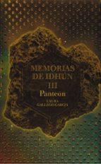 memorias de idhun iii: panteon-laura gallego garcia-9788467511482