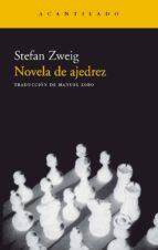 novela de ajedrez-stefan zweig-9788495359452