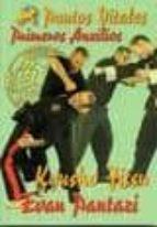 puntos vitales para los primeros auxilios: kyusho jitsu-evan pantazi-9788415407072