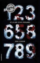 SE LO QUE ESTAS PENSANDO + #2#VERDON, JOHN#152465# #2#                                                                                                                                                              #0# 