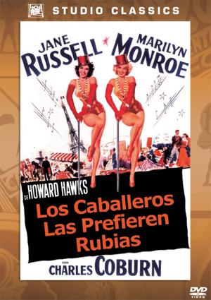 los caballeros las prefieren rubias (dvd)-8420266925817