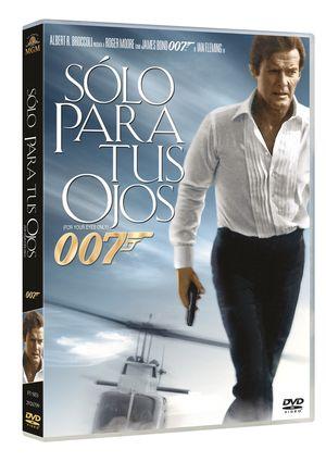 solo para sus ojos (dvd)-8420266933850