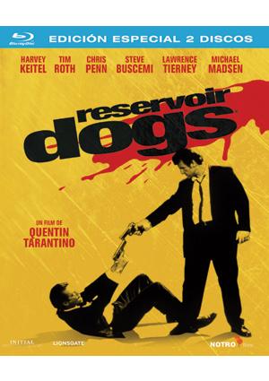 reservoir dogs: edicion especial 2 discos (blu-ray)-8420172053338