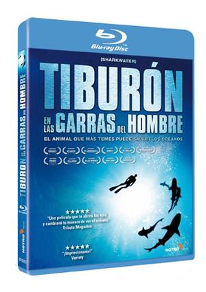 tiburon, en las garras del hombre (blu-ray)-8420172053345