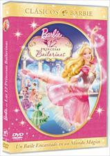 barbie en las 12 princesas bailarinas: clasicos barbie-5050582720990