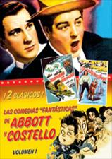 Las Comedias Fantasticas De Abbott Y Costello Vol 1 Version Or 8427328755016