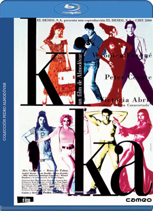 kika: coleccion pedro almodovar (blu-ray)-8436027577003