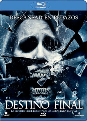 el destino final (blu-ray)-8422632031238